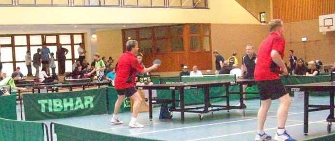 Allgemeine Tischtennis-Themen - Weltmeisterschaften, Europameisterschaften