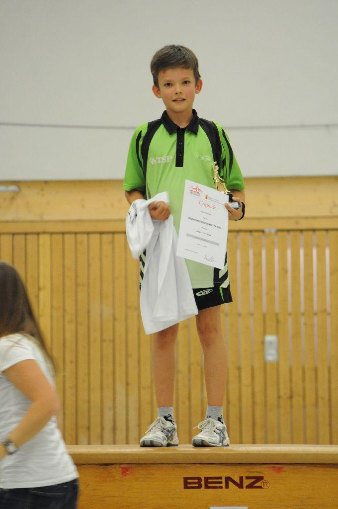 Jugend-Bezirksmeisterschaften 2011 Bild 4