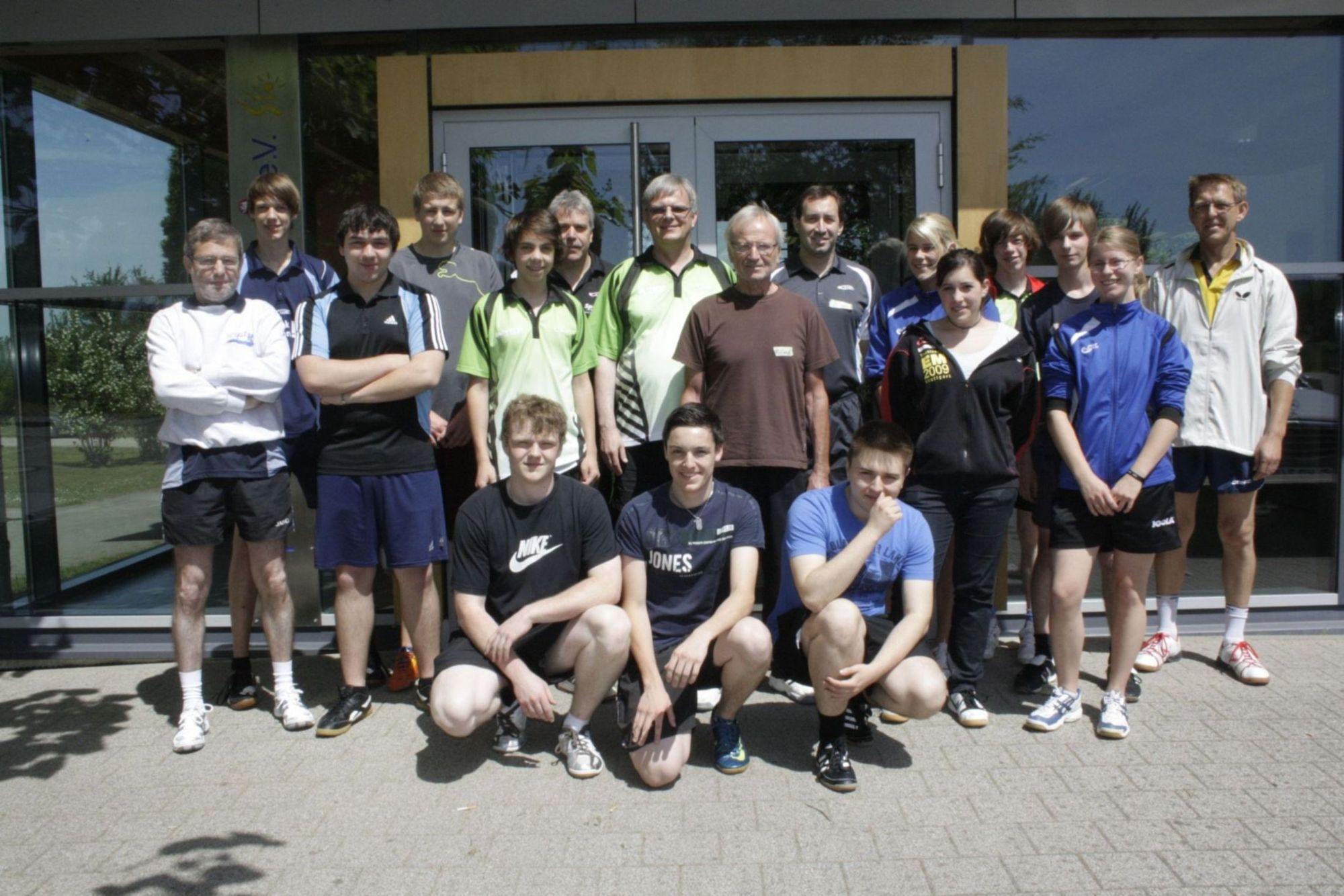 Lehrgangteilnehmer 2011