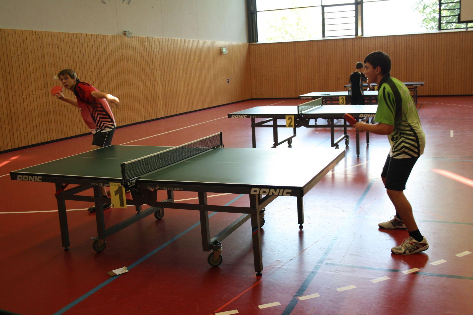 TOP 10 Turnier 2011 Bild 3