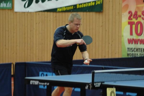 Sieger Einzel Herren C Mathias Rehberger (SSV Auenstein)