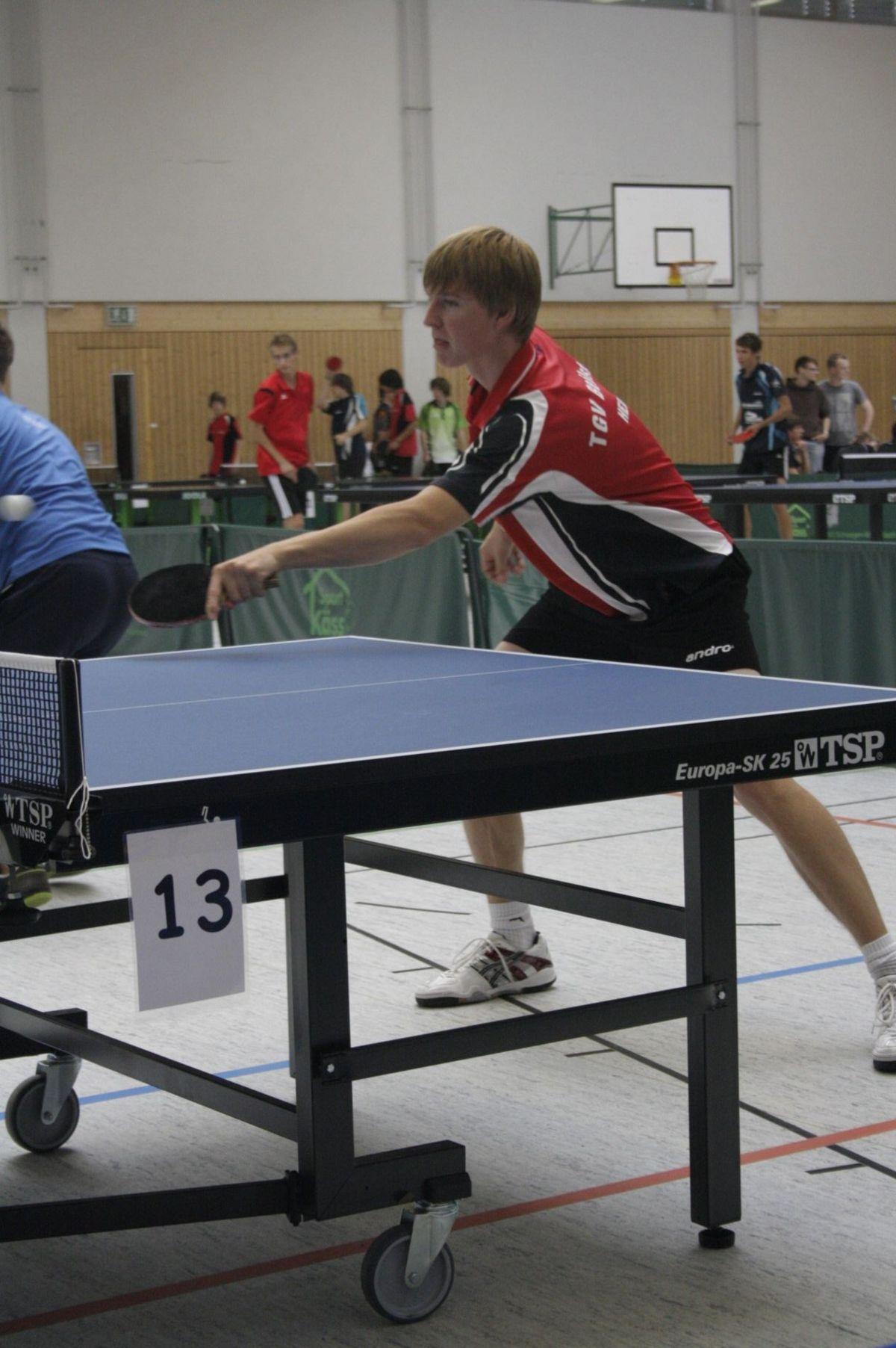 Jugend-Bezirksmeisterschaften 2011 Bild 16