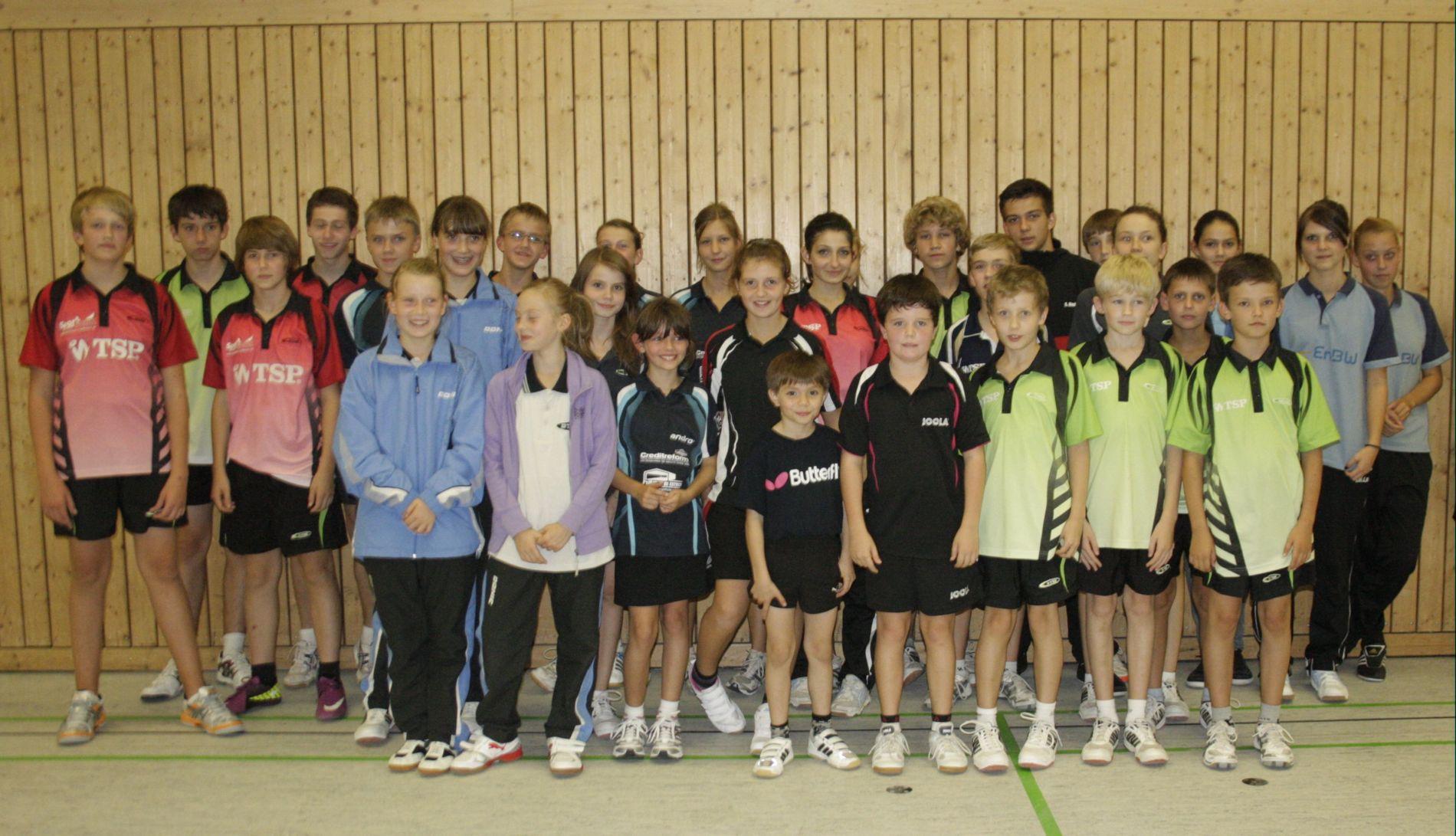 Jugend-Bezirksmeisterschaften 2011 Bild 8