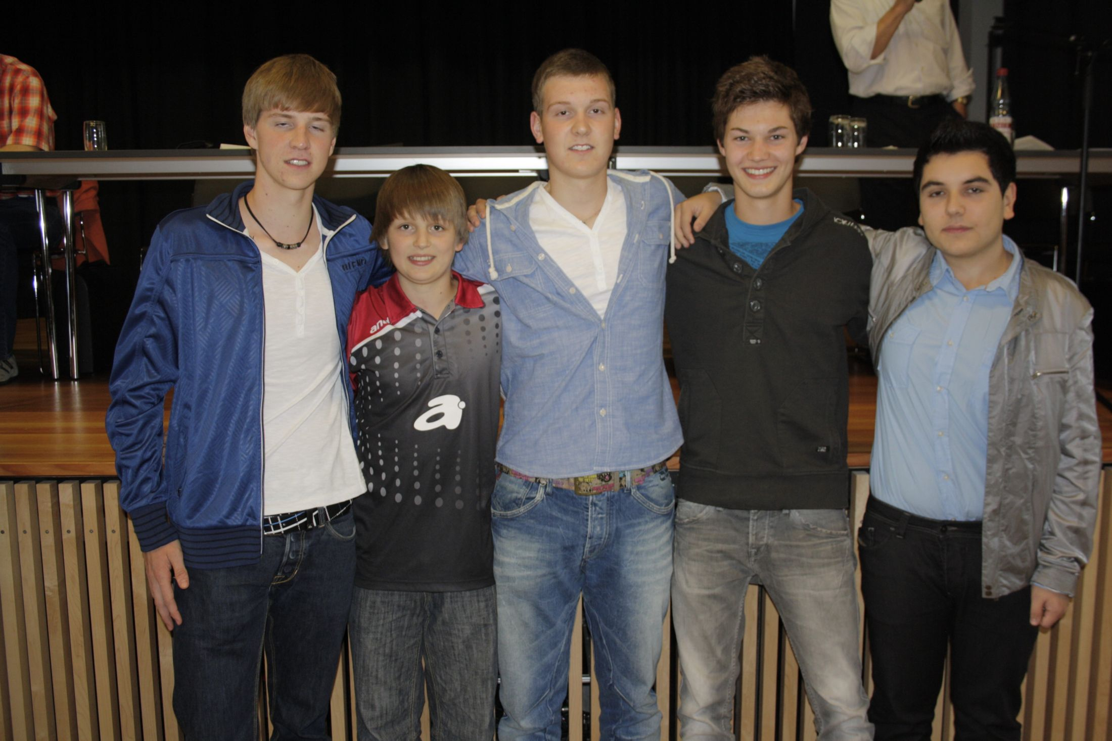 Bezirkstag 2011/2